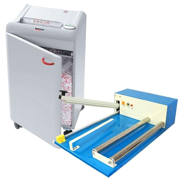 Shredders /Shrink Wrap Machines