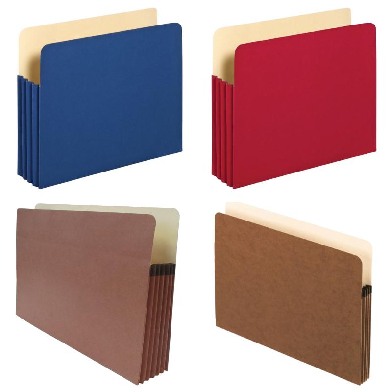 Vertical File Pockets