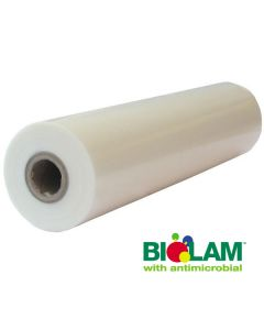 "12.5x 200 1.7m Gloss BIOLAM Laminating Film 3"" Core"