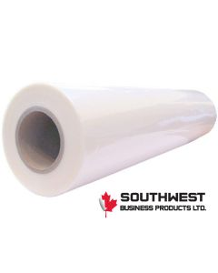 "18 x 500ft 3mil Gloss Laminating Film 3"" Core (SW)"