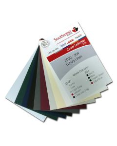 Cover Selector - 200C Luxury Linen Report Covers
