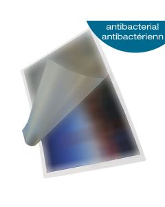 "Laminating Pouches 4 mil 9"" X11 1/2"" ANTIBACTERIAL"