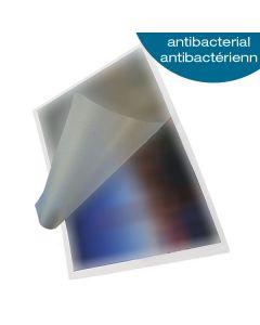 """Pochettes de plastification 9""""x11 1/2"""" ANTIBACTÉRIENNE"""