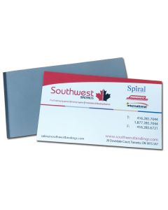 "Magnet Laminating pouches Business 2"" x 31/2"" Matte"