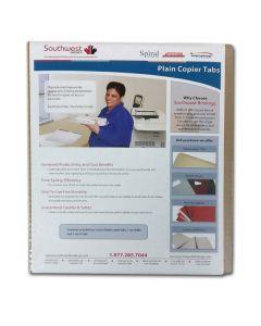 Plain Copier tabs SAMPLE PACK