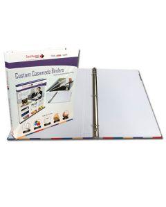 S/W Printed Custom Casemade Sample binder