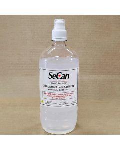 32oz Hand Sanitizer Bottle (70% ALCOHOL) 1000ml