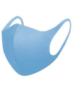"""Lightweight Reusable Face Mask """"BLUE"""" 12"""" x 5"""""""