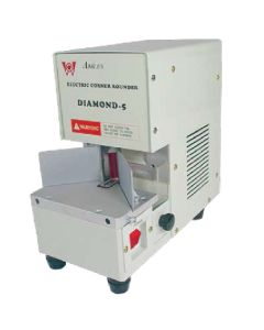 Diamond-5 Corner Rounder, Electric, Commerical