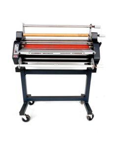 "VersaLam  2700 HC  27"" hot & cold laminator with stand"