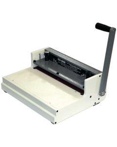 """Relieuse à fil de métal 14"""" manuelle HC8000"""