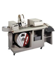 JBI 3500 Automatic Wire-O Binder