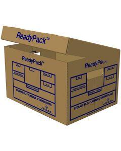 """Ready pack File Box 15""""L x 12""""W x 10""""D - Kraft"""
