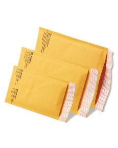 "Jiffylite Cushioned Envelopes  4"" x 8"" - 250 per case"