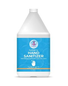 Purple Frog Hydrating Hand Sanitizer 4L Liquid
