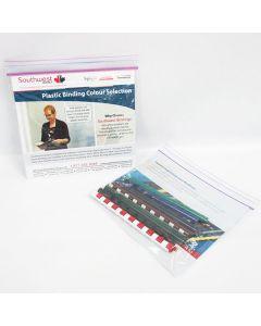 Plastic Binding Colour SAMPLE PACK