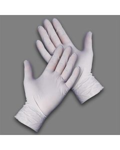 Vinyl Disposable Gloves (Large) Latex free 100/bx
