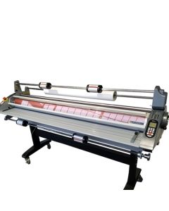 "Laminator RSH 1651 Hot/Cold Roller 65"" Roll -Clearance"