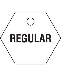 "Small ""REGULAR"" CPPI Fuel TAG 2.5"" x 2.5"""