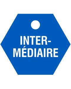 "Petit ""INTERMEDIARE"" ICCP d'identification"
