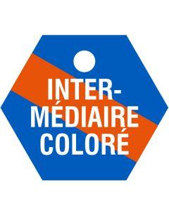 "Petit ""INTERMEDIARE COLORE"" ICCP d'identification"