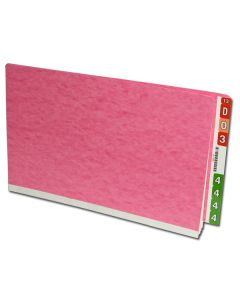 Coloured Classification File Folders