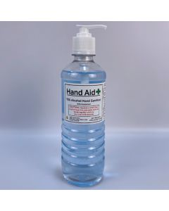 16oz Désinfectant pour les mains, (70 % alcool) 500ml