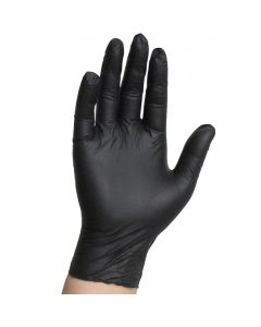 5 mil disposable Nitrile Gloves (X-Large)  100/bx