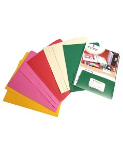 Single Pocket Folders  (Clearance)