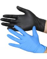 5mil Disposable Nitrile Gloves (Small) 100/bx
